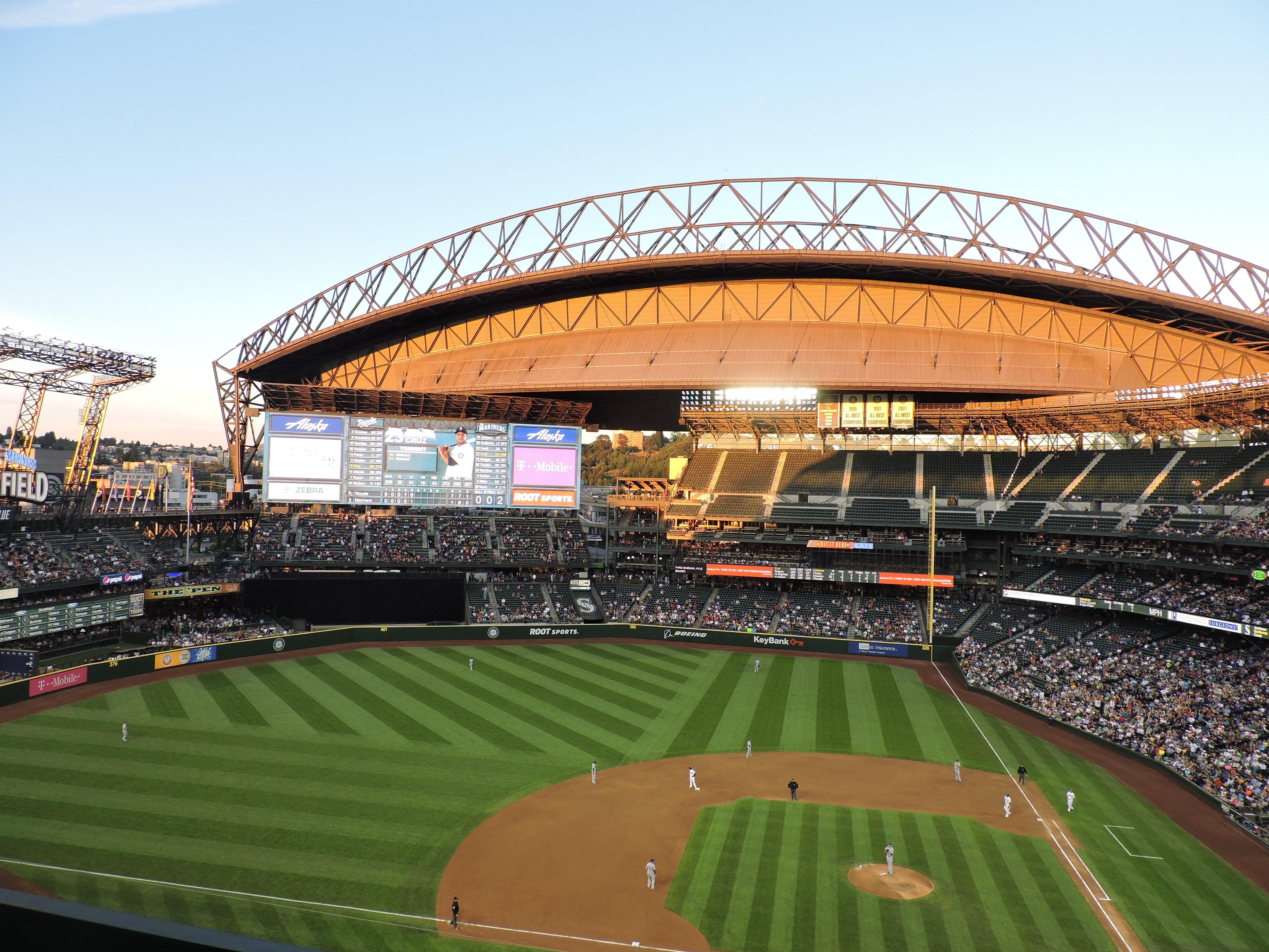 Stadium 11 Safeco Field Seattle Wa The 2015 Joelius