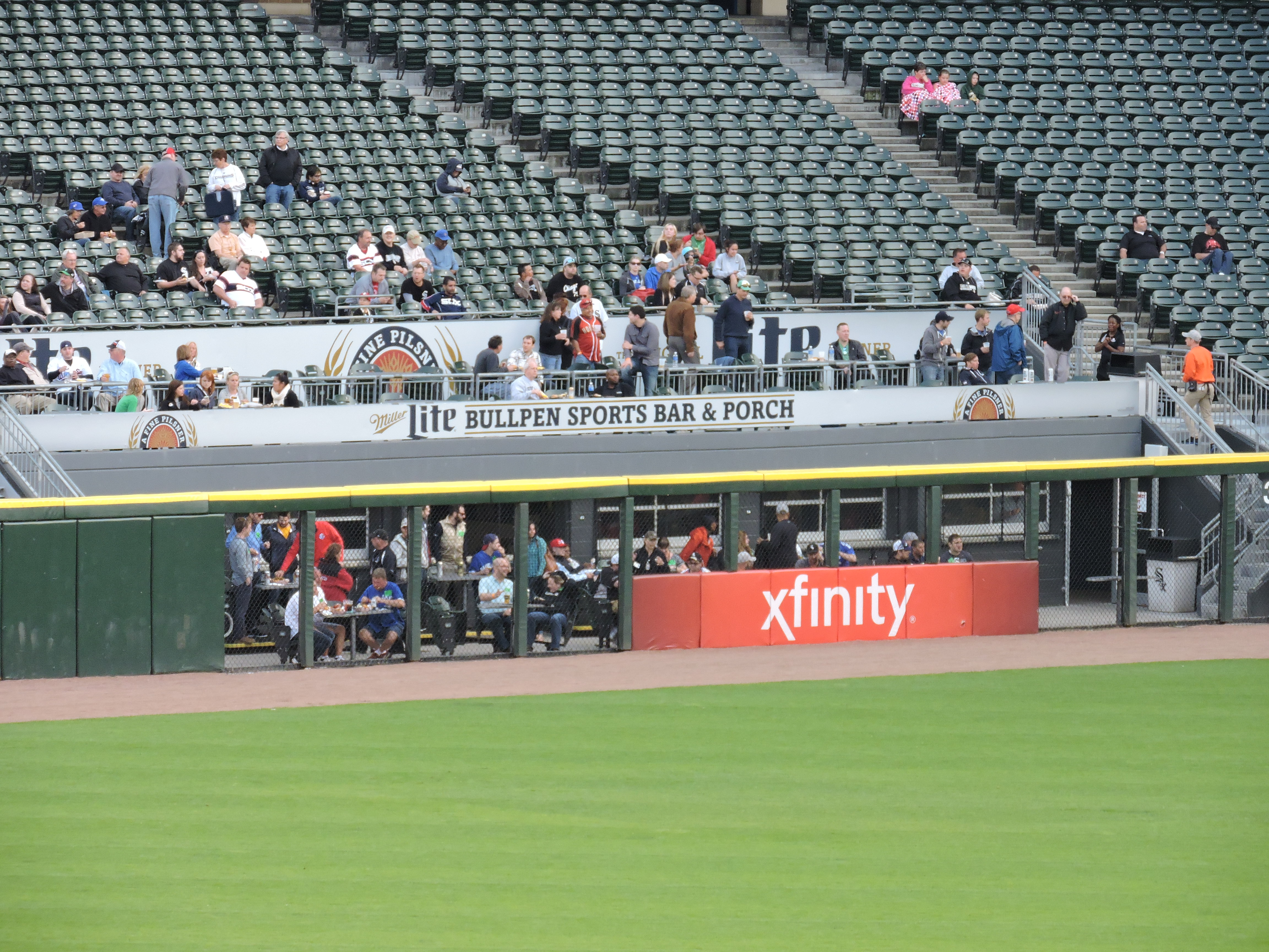 Stadium #21: U S  Cellular Field (South Side, Chicago, IL) – THE